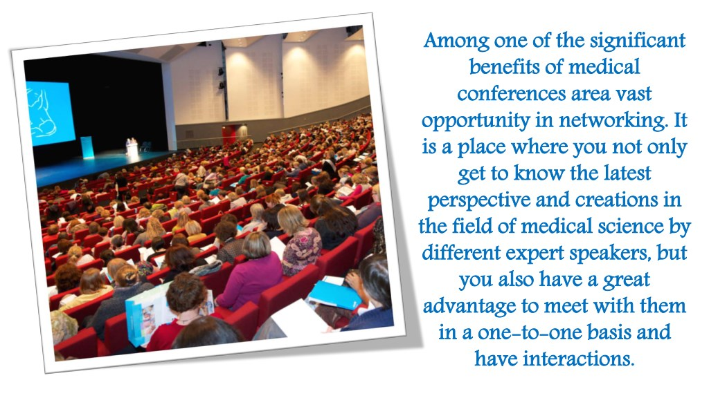 PPT - Benefits of attending a Health and medicine conference