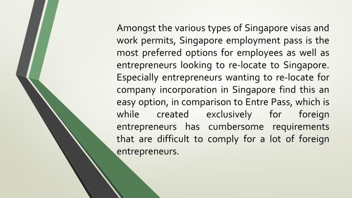 how to apply work pass in singapore