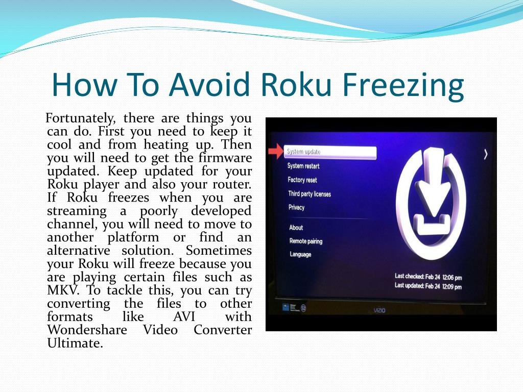 PPT - Troubleshooting Roku Issues PowerPoint Presentation
