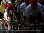 team sky rider geraint thomas of britain competes