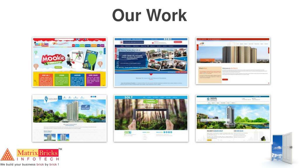 PPT - Digital Marketing Agency - Matrix Bricks Infotech