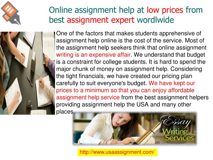 online assignment help usa Best assignment help in us - secure top grades in your academic assignment writings order now and get 10% off on all assignment help top assignment writing help in us.