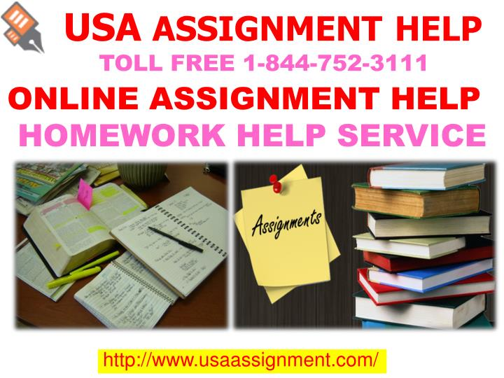 Assignment Help USA @51% off by Online Assignment Helpers