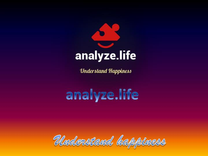 an analysis of happiness