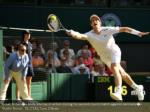 great britain s andy murray in action during