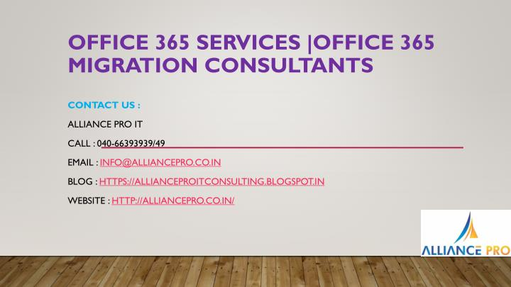 office 365 services office 365 migration consultants n.