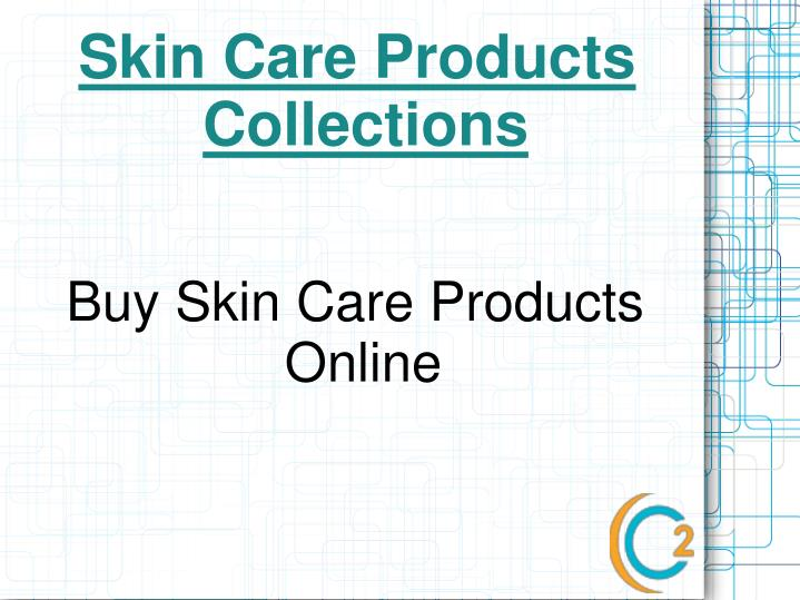 skin care products collections n.