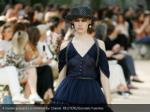 a model presents a creation by chanel reuters 10