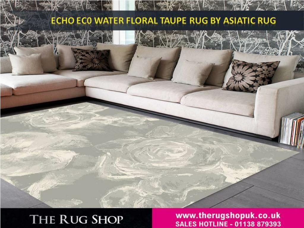 Ppt Echo Rugs Collection By Asiatic