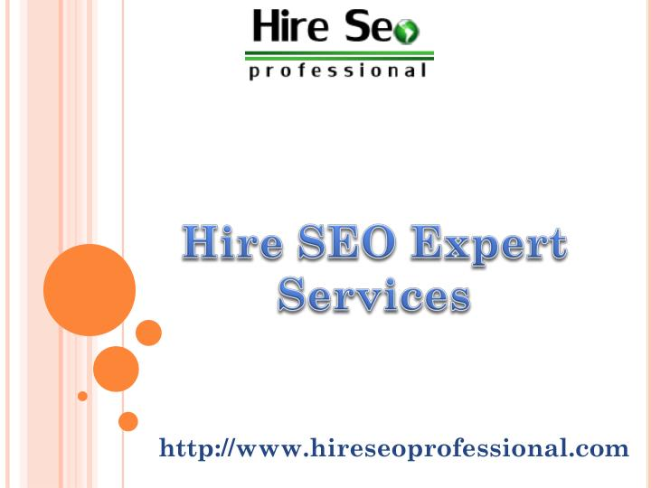 hire seo expert services n.