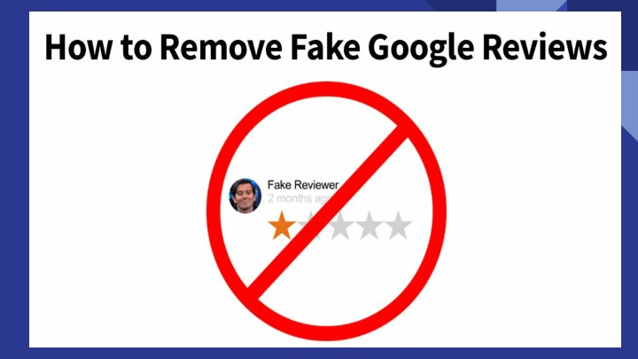 how to remove negative reviews from the internet n.