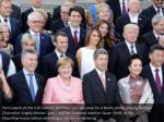 participants of the g20 summit and their spouses