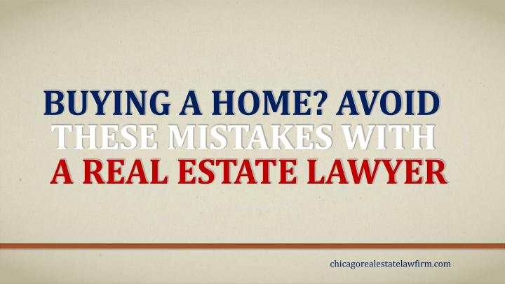 buying a home avoid these mistakes with a real estate lawyer n.