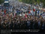 people wait for turkey s main opposition