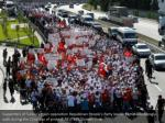supporters of turkey s main opposition republican 4