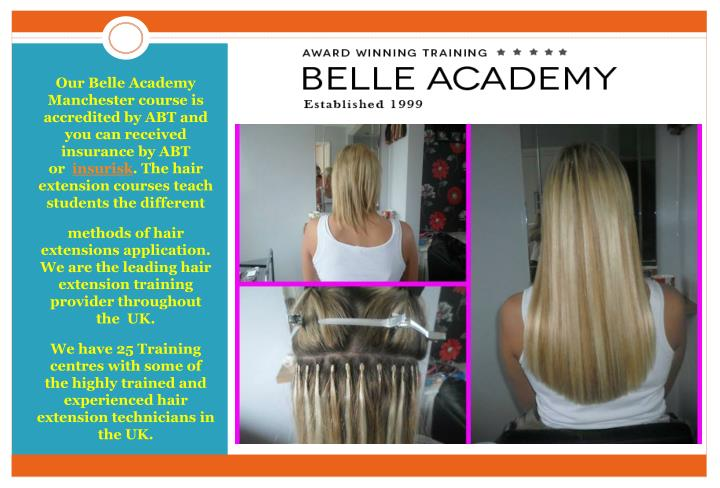 Ppt Hair Extensions Courses Training Online Powerpoint