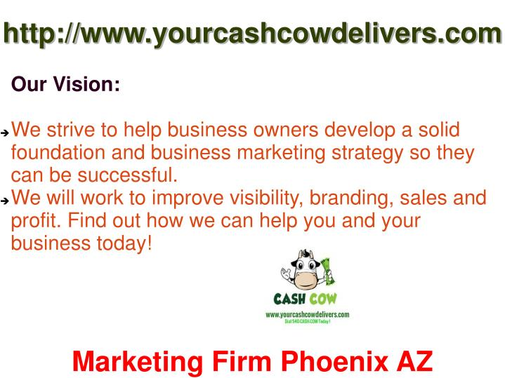 http www yourcashcowdelivers com n.