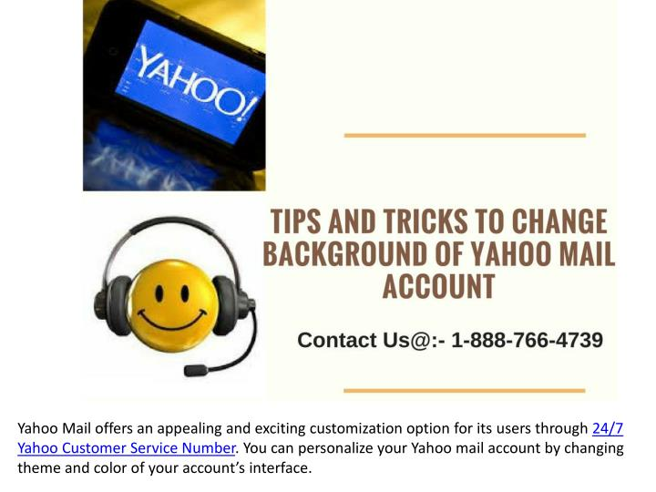 yahoo mail offers an appealing and exciting n.