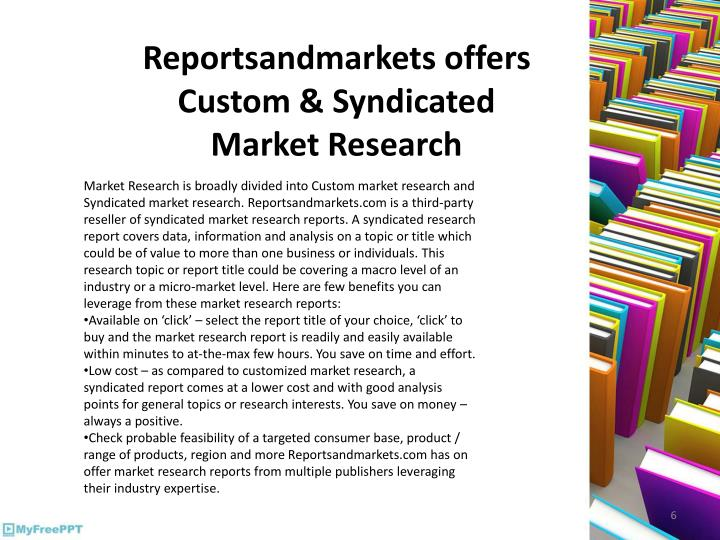 syndicated research definition Could you translate syndicated the context:we'll start by differentiating primary, syndicated, and secondary research many thanks.