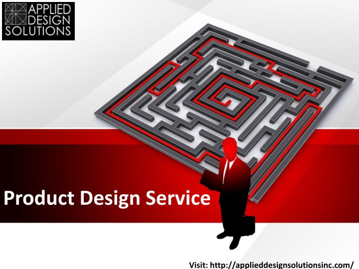 product design service n.