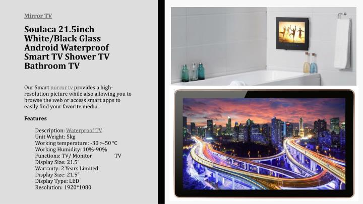 Tv In Bathroom Humidity - Bathroom Design Ideas