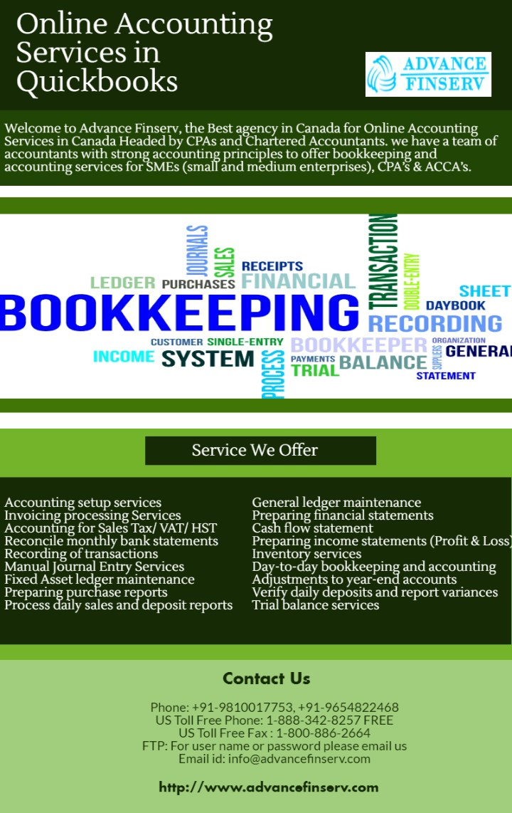 PPT - Get Highly Secure Online Accounting Services in