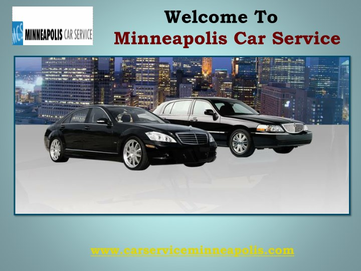welcome to minneapolis car service n.