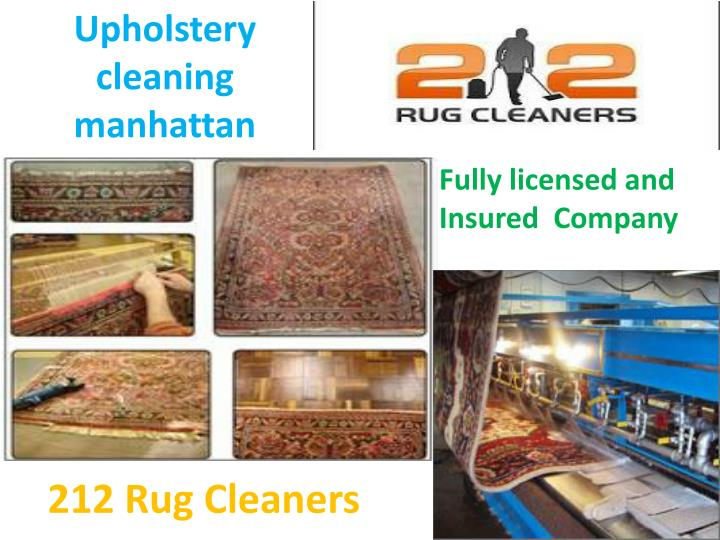 PPT - upholstery cleaning nyc