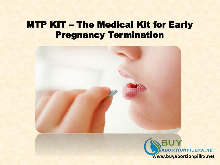 mtp kit the medical k it for early p regnancy