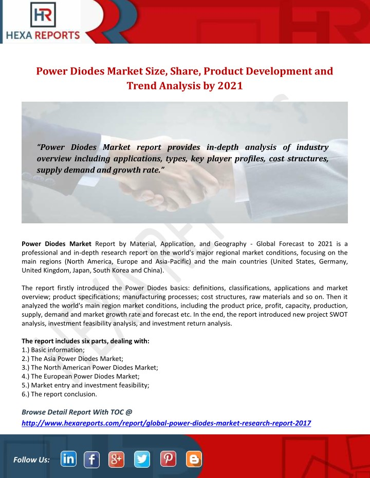 power diodes market size share product n.