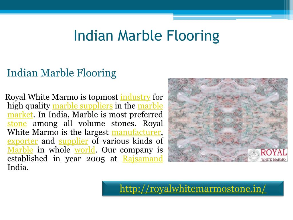 PPT - Indian marble flooring PowerPoint Presentation - ID:7639705