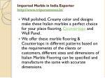 imported marble in india exporter http www tripurastones in 2