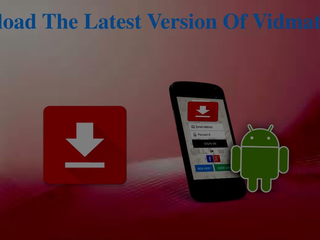 vidmate new version app download