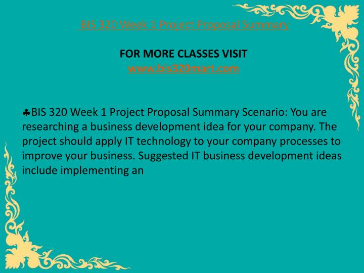 project proposal week 1 sheilah schmidt What i first noticed is that this proposal does not include the name of the writer or student who is working on the project which makes it hard for the as the variables and constants are discussed, this should be under the proposed tasks and can also lead into the schedule which will help the writer.