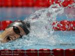 katie ledecky of the u s competes in women s 400m