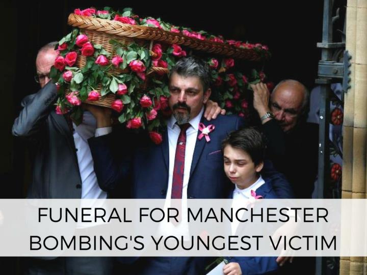 funeral for manchester bombing s youngest victim n.