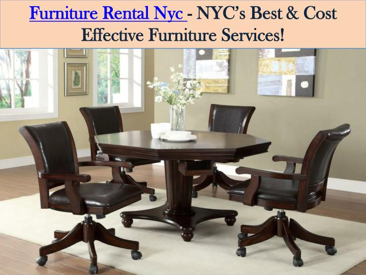 furniture rental nyc nyc s best cost effective n.