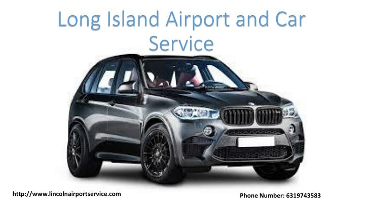 long island airport and car service n.