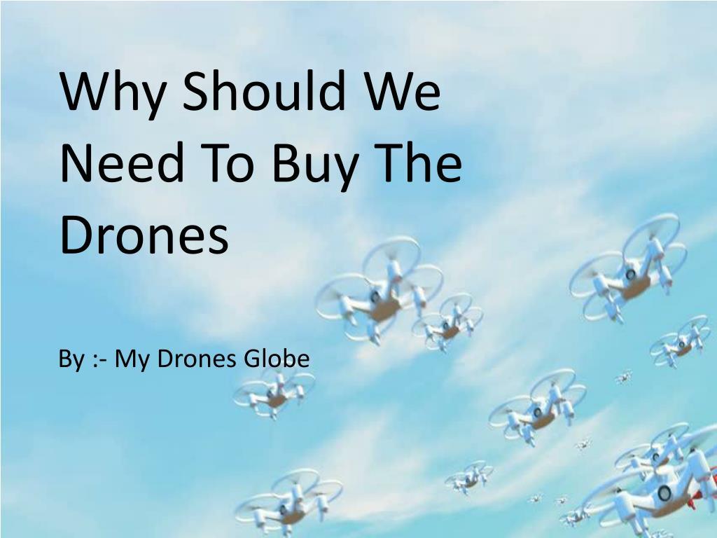 We buy powerpoints