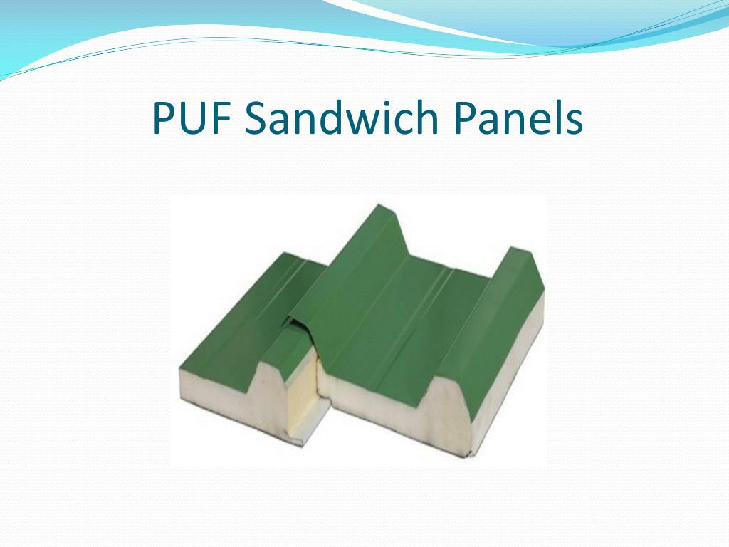 PPT - Best Puf sandwich panels manufacturers - Isoflex
