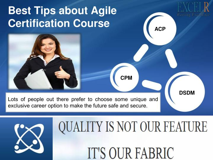 best tips about agile certification course n.
