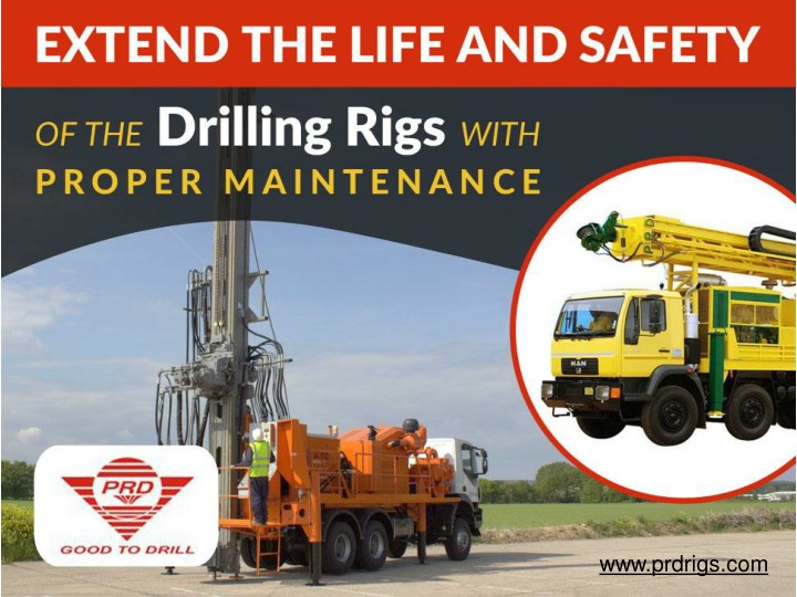 extend the life and safety of the drilling rigs n.
