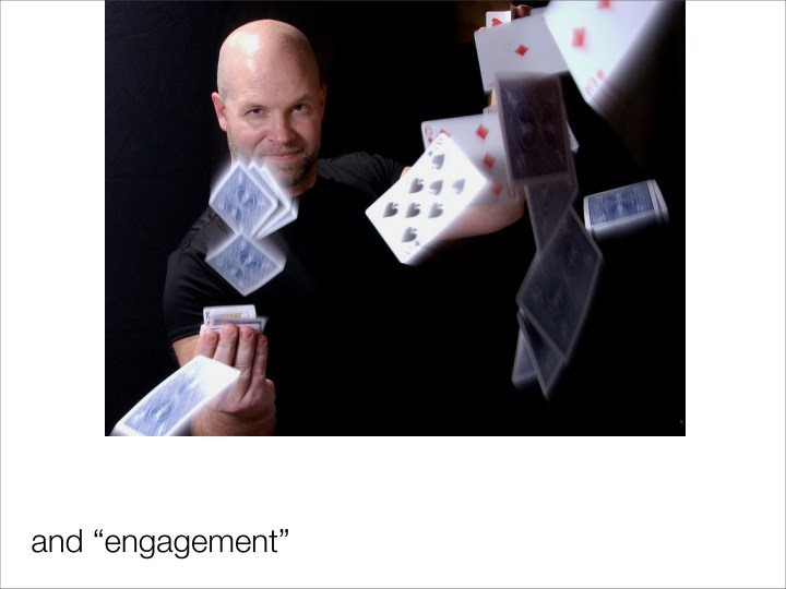 "and ""engagement"""