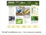 wholefoodsmarket com the consumer website