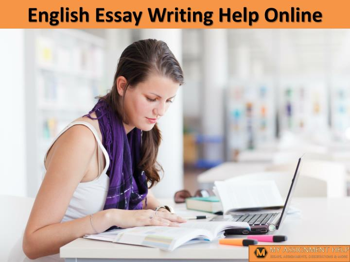 Help with english essays