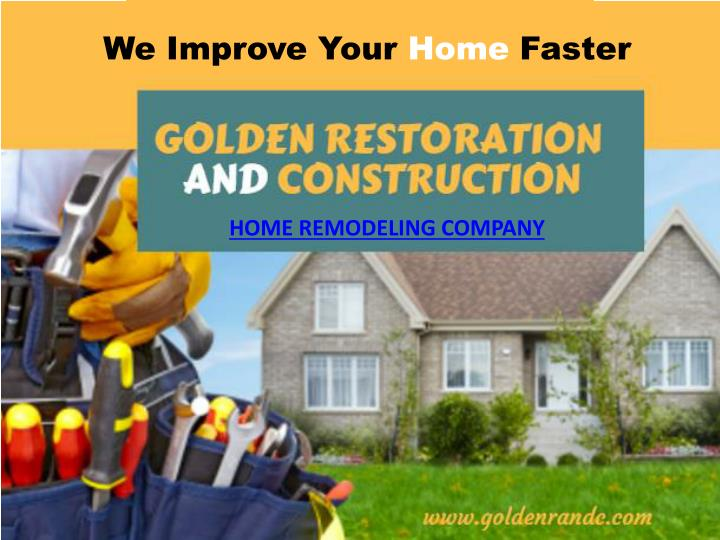 Ppt Creative Home Improvement Services In Marin County Powerpoint Presentation Id 7650508