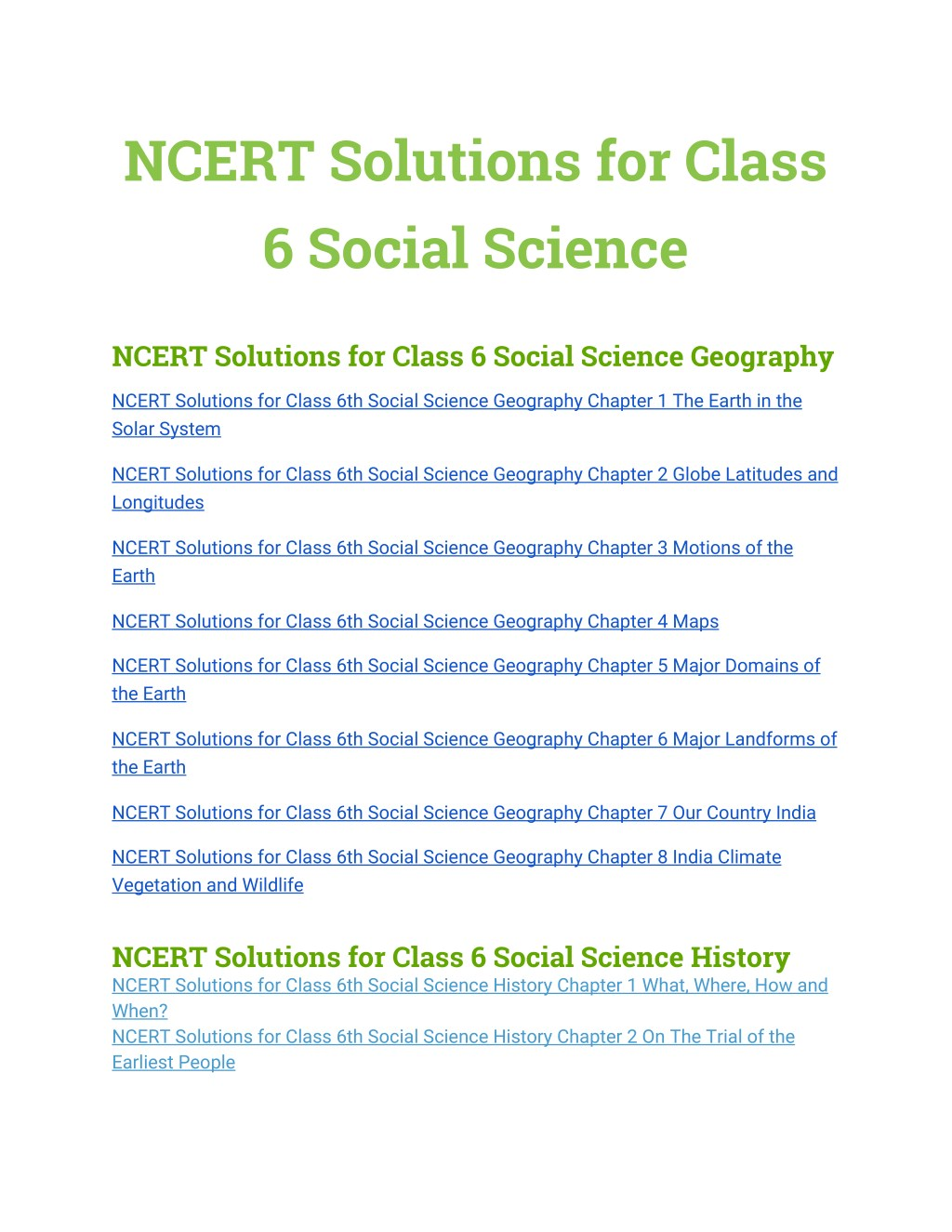 ncert solutions for class 9 social science geography chapter 2