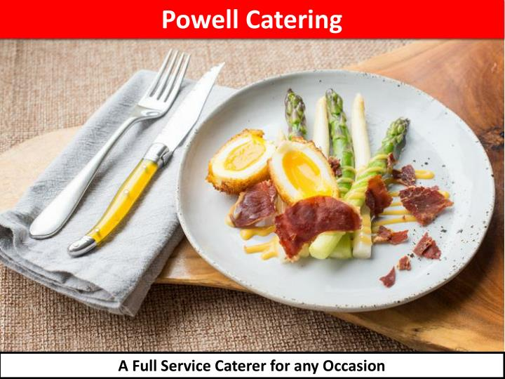 powell catering n.
