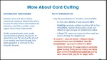 more about cord cutting 10