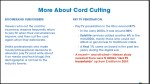 more about cord cutting 9